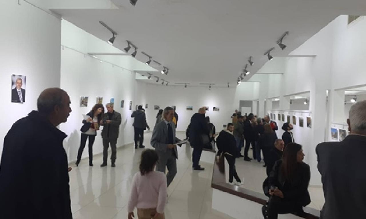 Ayyannililer Kültür dahi Dayanışma Derneği'nin düzenlediği fotoğraf yarışması sergisi açıldı