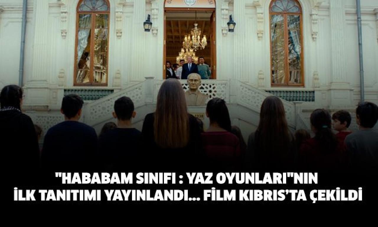 """""""Hababam Sınıfı""""nın görülmemiş filminin altu tanıtımı yayınlandı"""