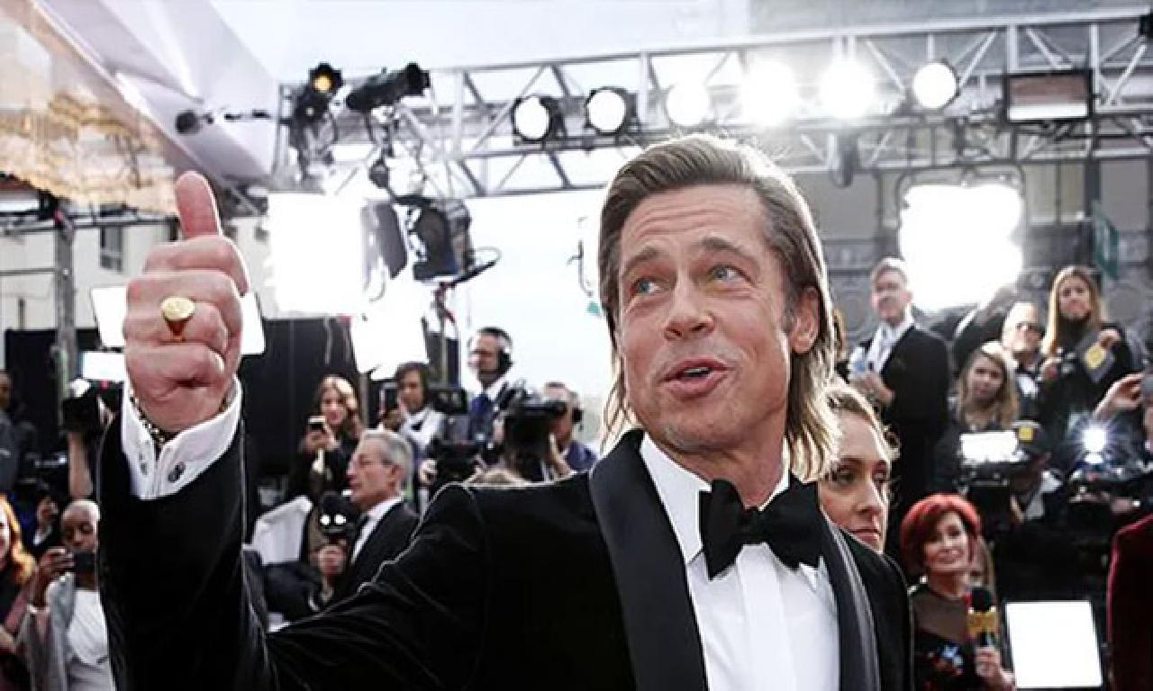 Brad Pitt: Kısa tek süre için kaybolacağım