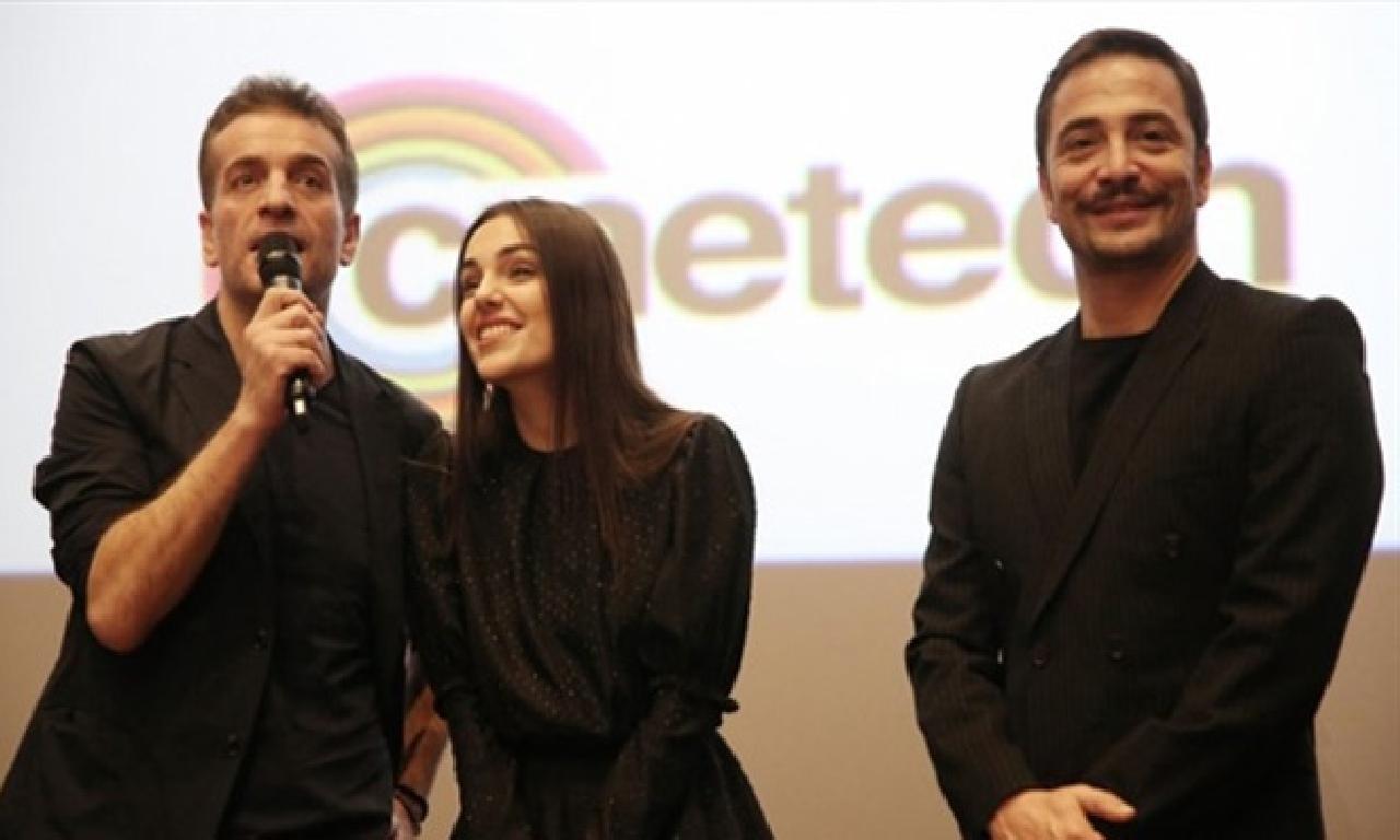 Antalya'da 'Baba Parası' Filminin Galası Yapıldı