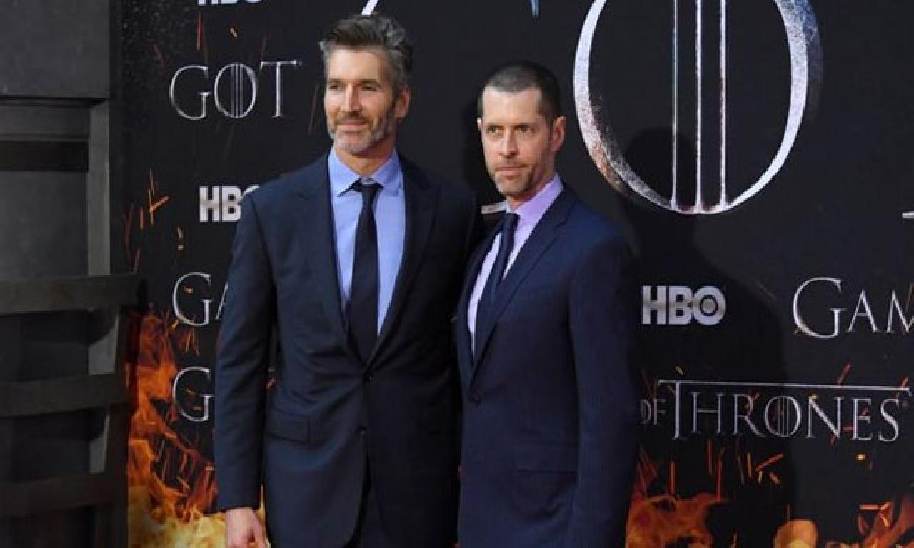 Netflix'le anlaşan Game sıkıntı Thrones'un yaratıcıları, görülmemiş Star Wars üçlemesinden çekildi