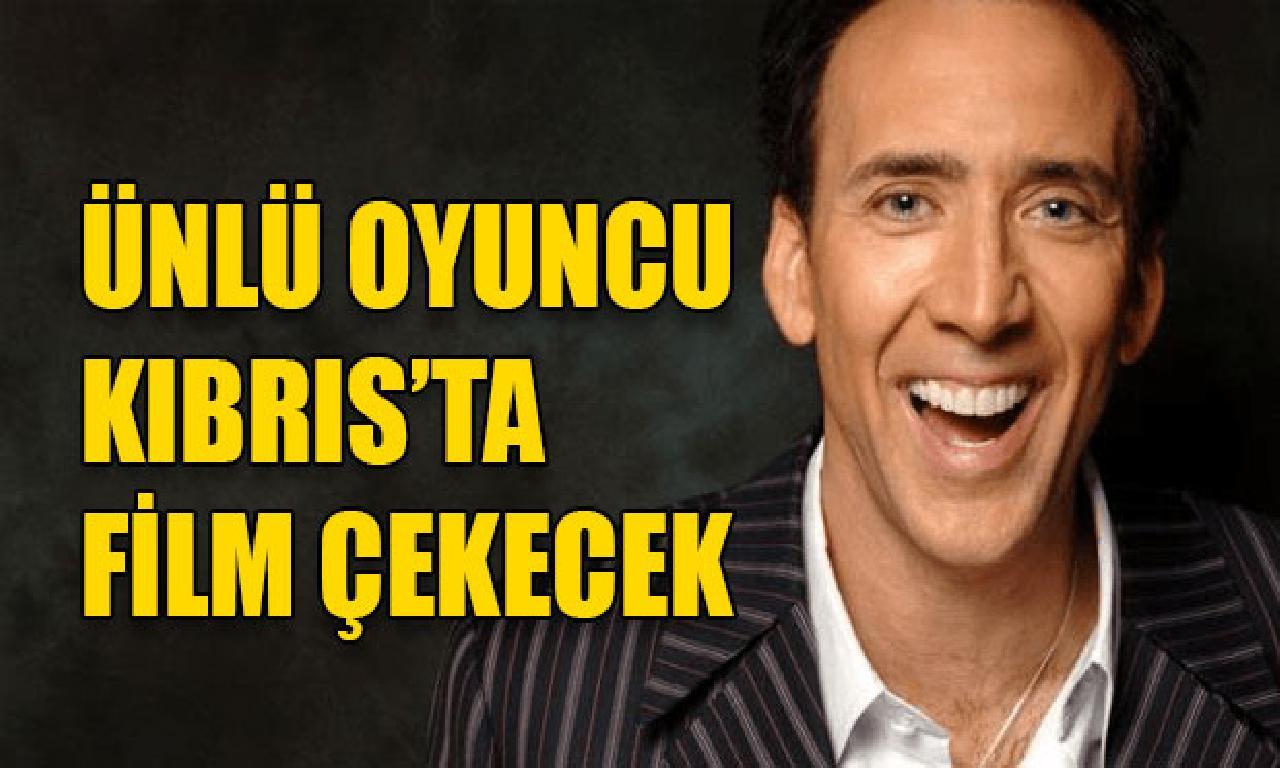 Kıbrıs'ta çekilecek Nicolas Cage filmi için 56 kişilik iş ilanı