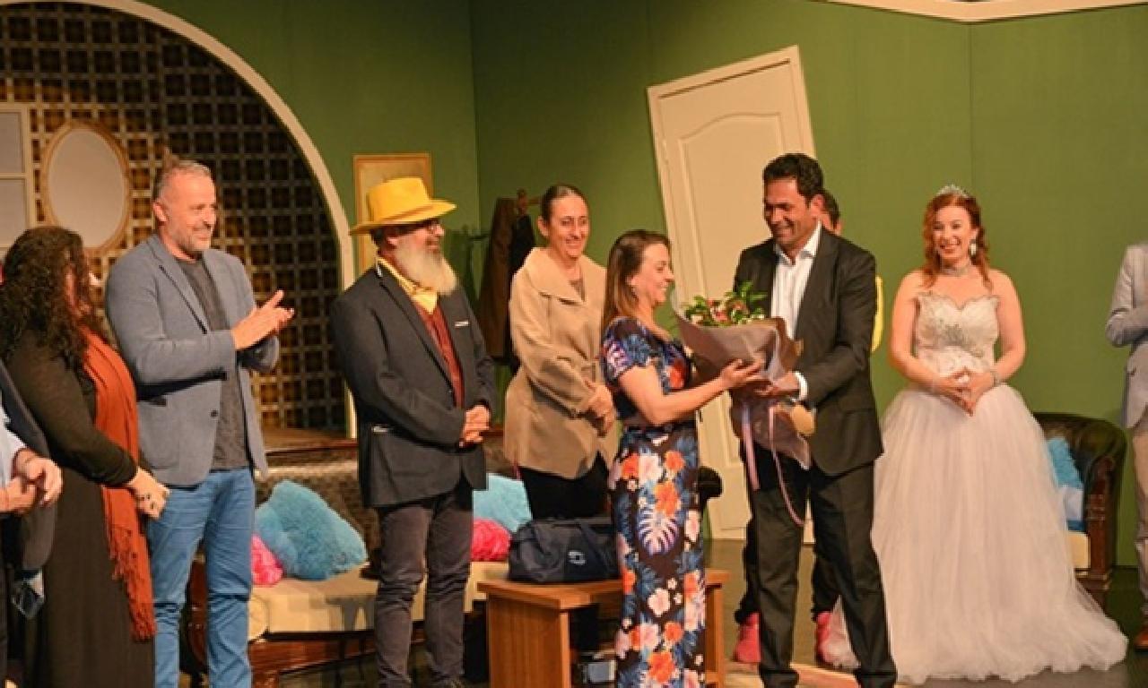 Uluslararası Beşparmaklar Tiyatro Festivali Başladı