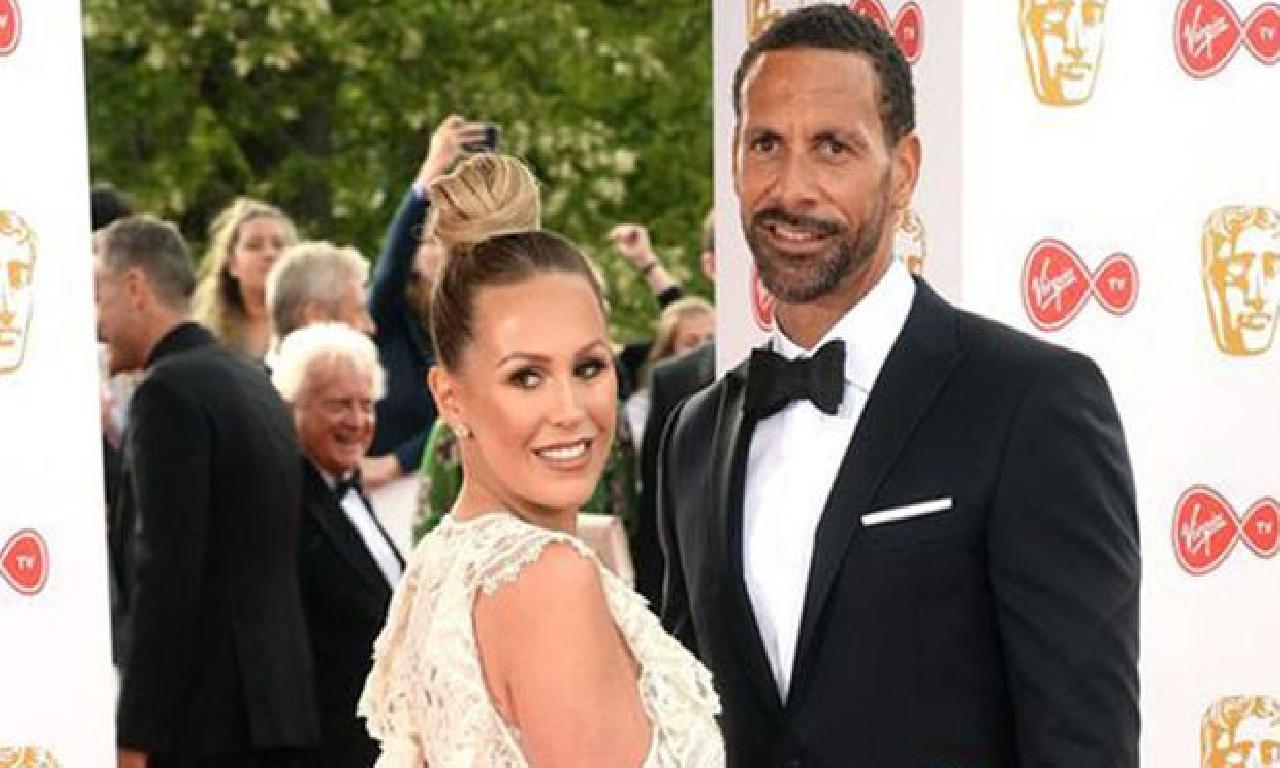 Rio Ferdinand ilen Kate Wright evleniyor