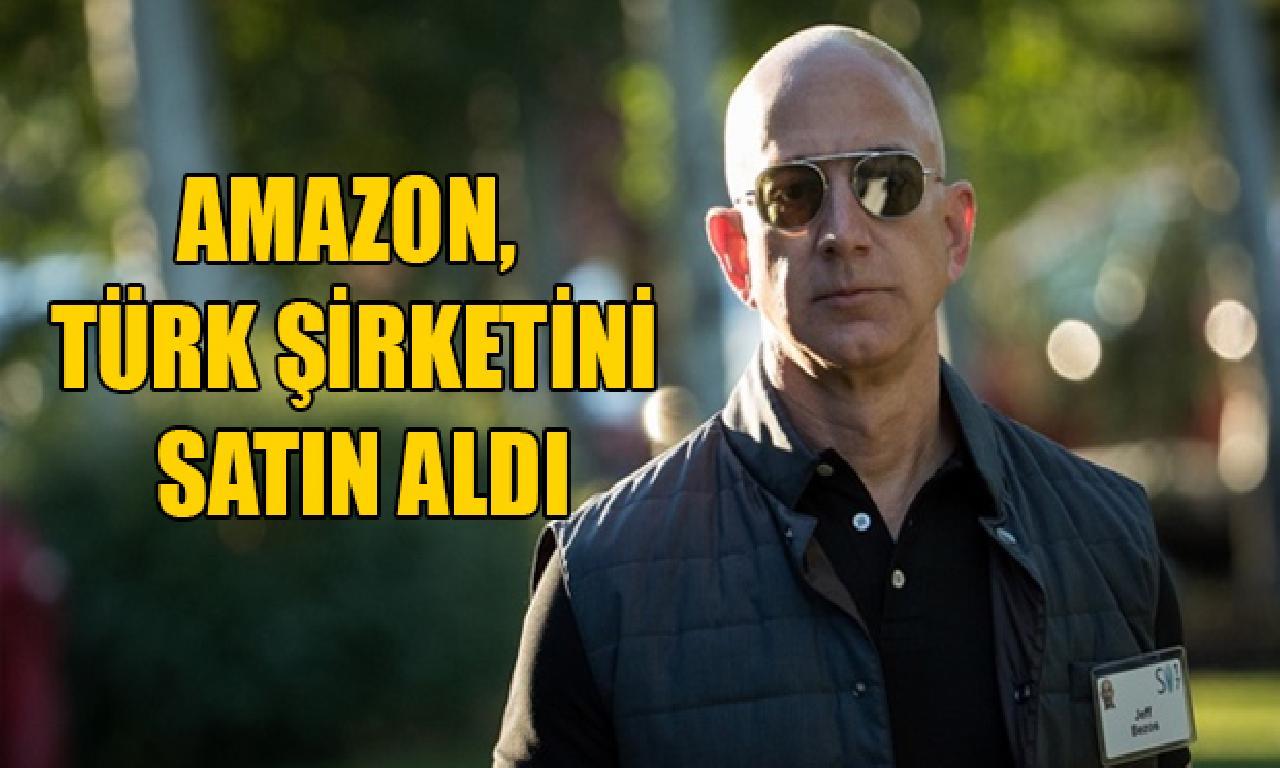 Amazon altu defa tek Türk şirket satın aldı