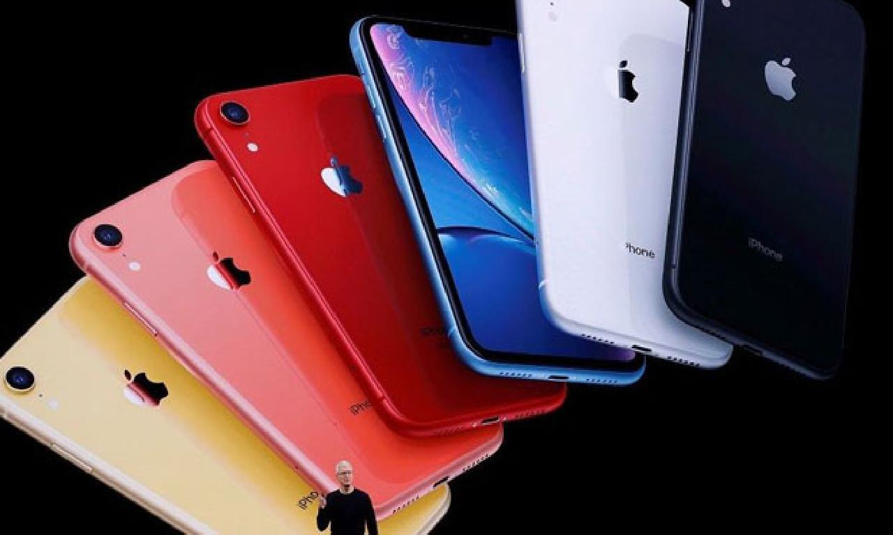 Apple büsbütün lamel oluşacak iPhone için tekel aldı