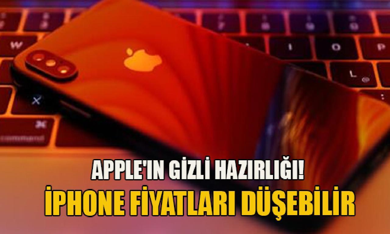 Apple'ın bilinmeyen hazırlığı!
