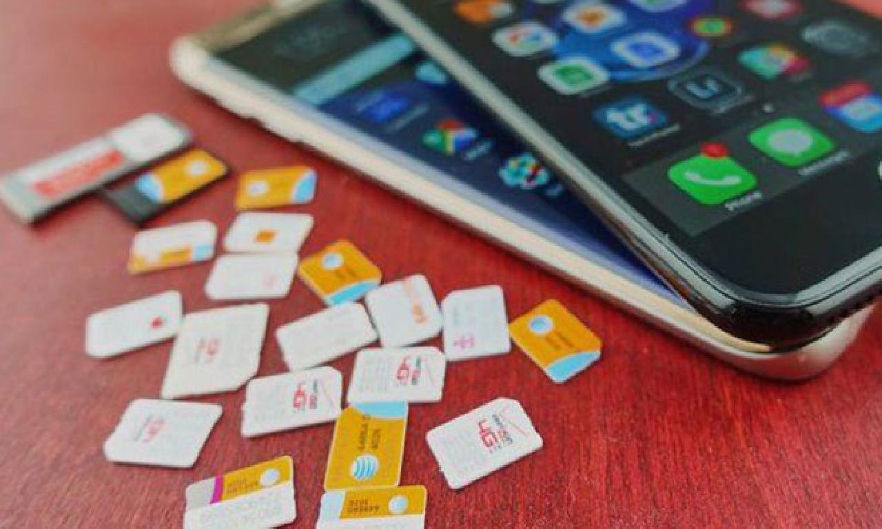 Cep telefonlarında görülmemiş dönem: SIM kartı istiare-i temsiliye çalışkan geliyor
