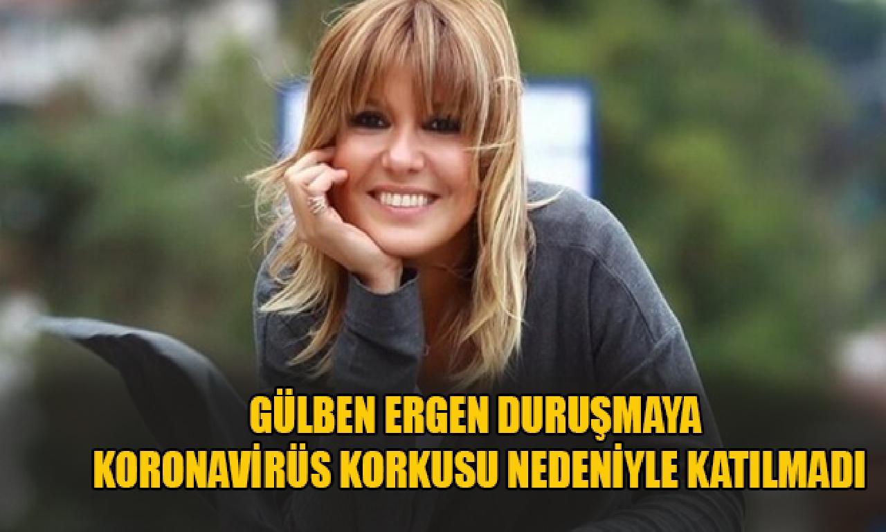Gülben Ergen'in 2 yıl 4 ayak tabanı büyüklüğünde hapsi dileme ediliyor