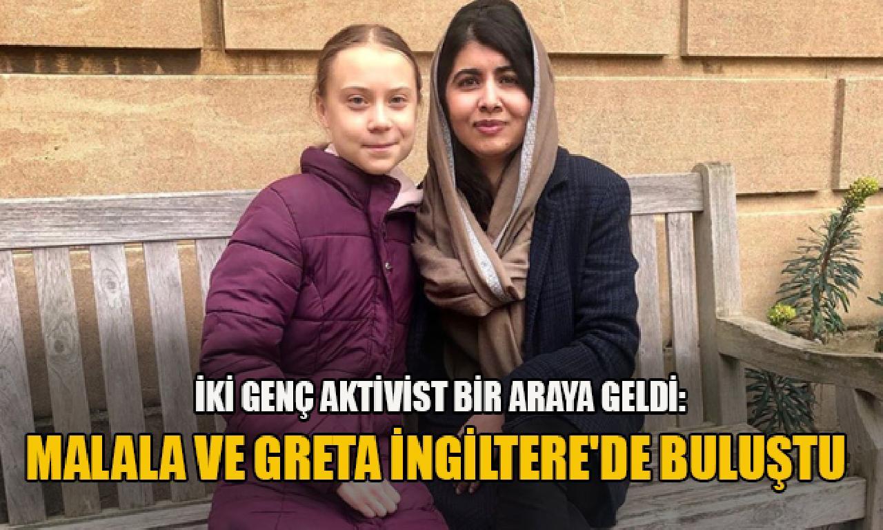 İki genç aktivist tek araya gelecek