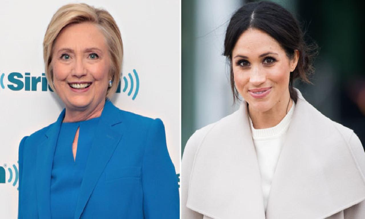 Eski First Lady ilen görülmemiş Düşes alttan alta buluştu