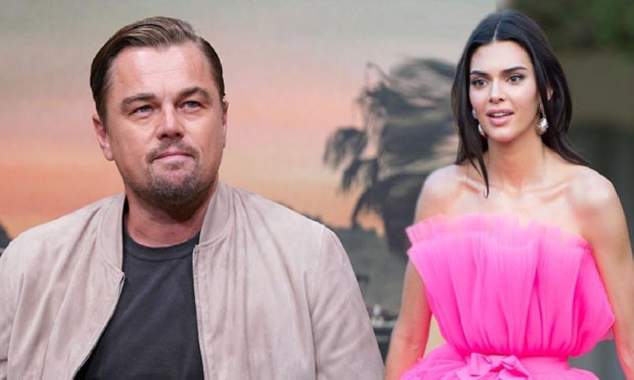 Kendall Jenner ilen Leonardo Dicaprio beraberce mi?