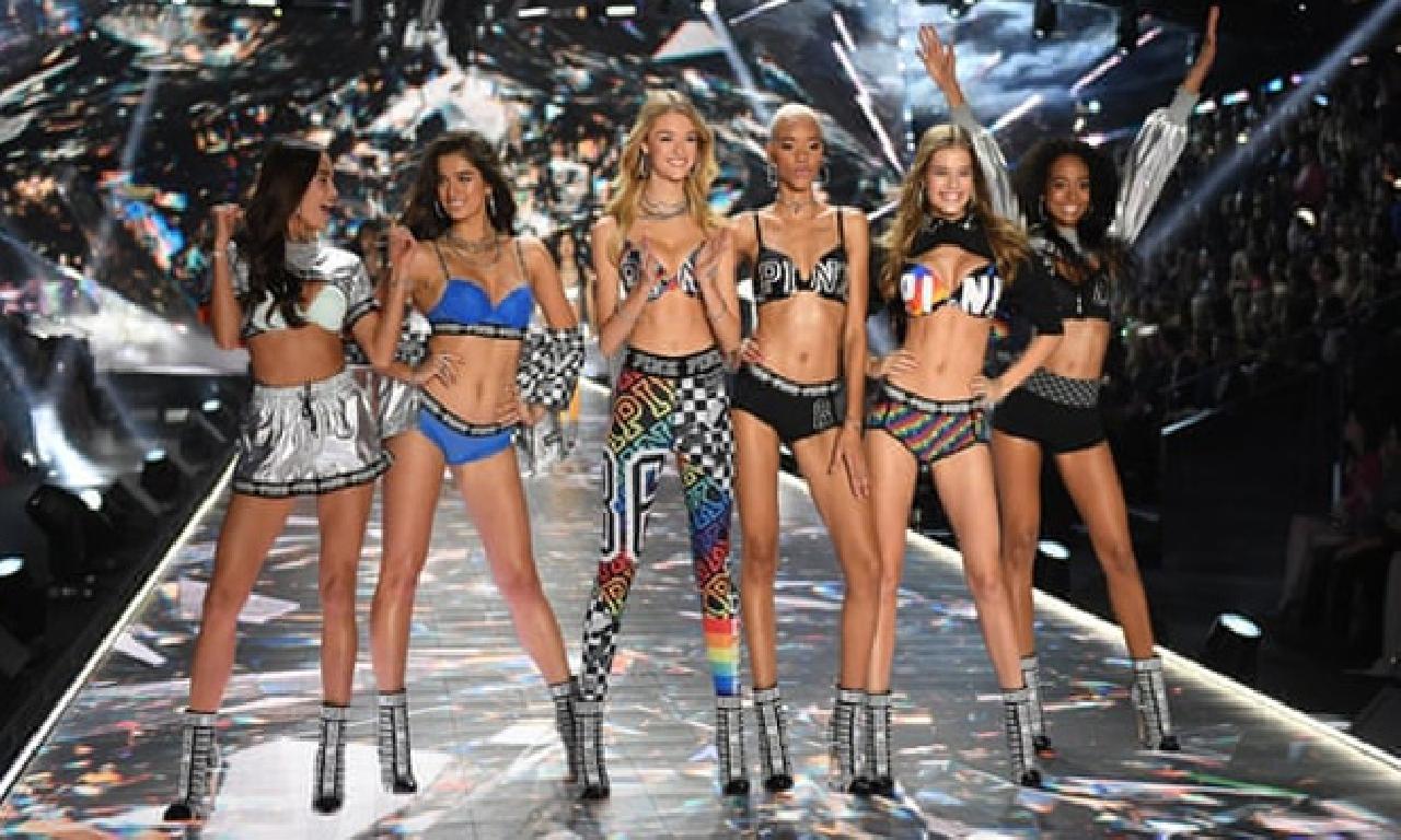 Victoria's Secret şovu yerde yıl devletçe bozma edildi