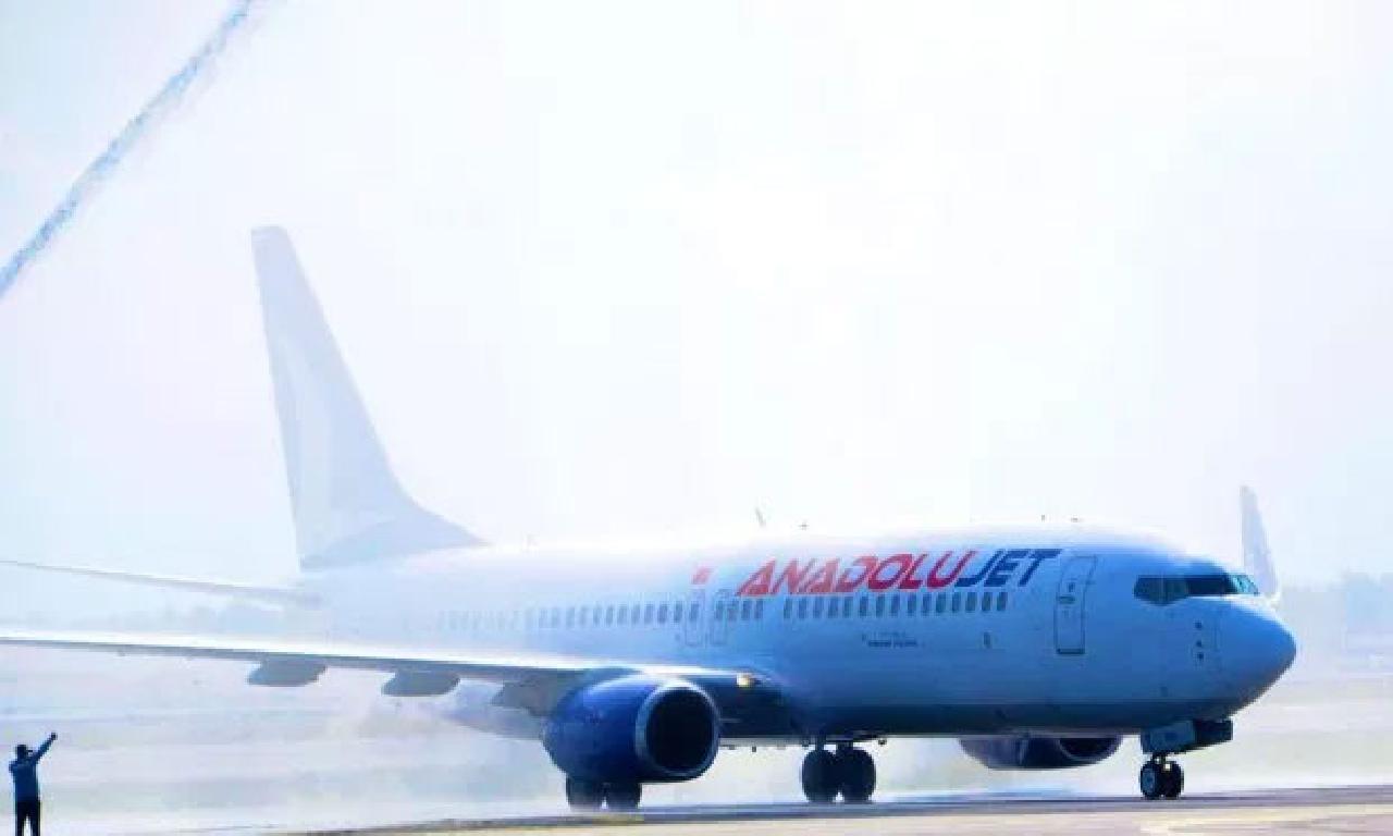 KKTC ilen Gaziantep arasında 3 değil 5 uçuş