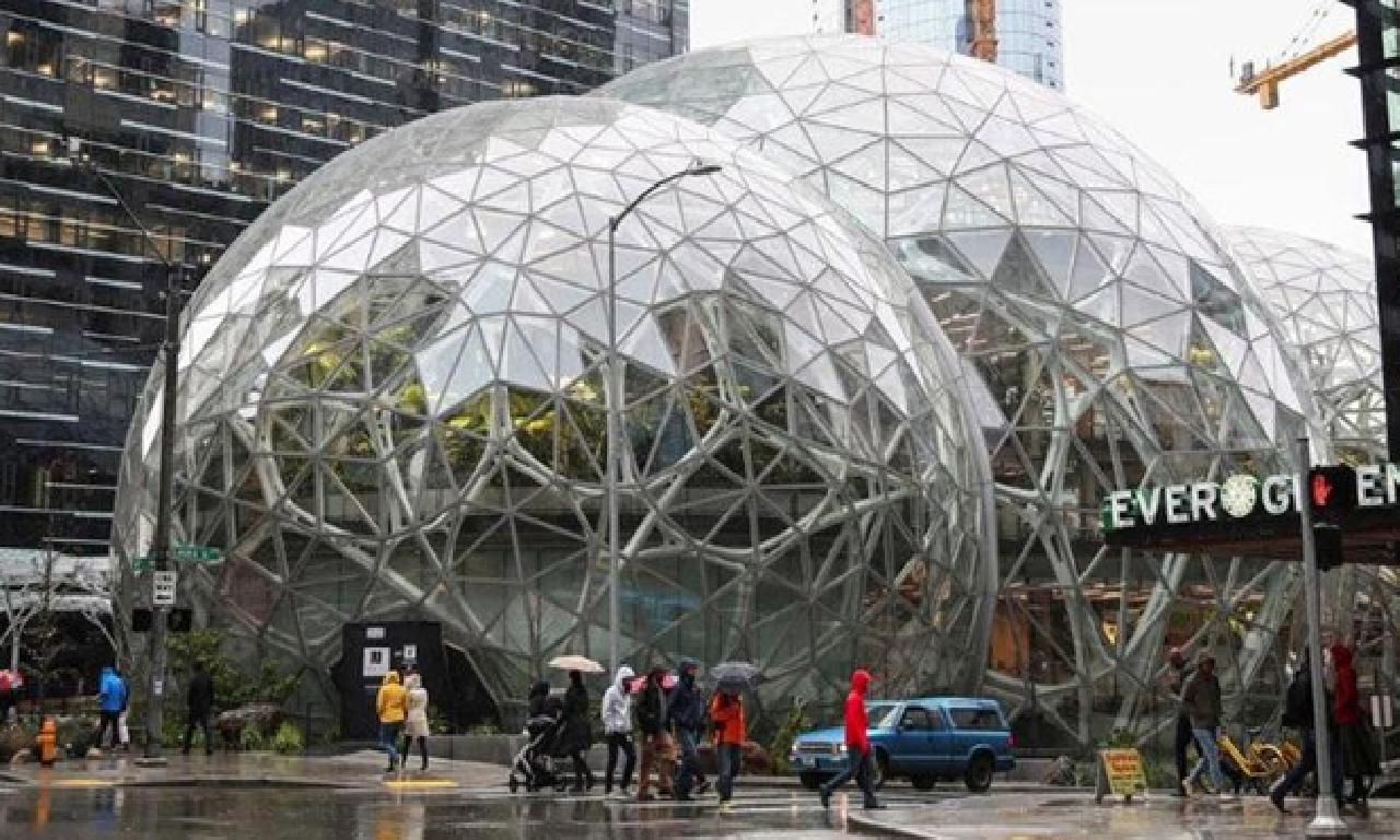 Amazon personeline evden çalışma talimatı