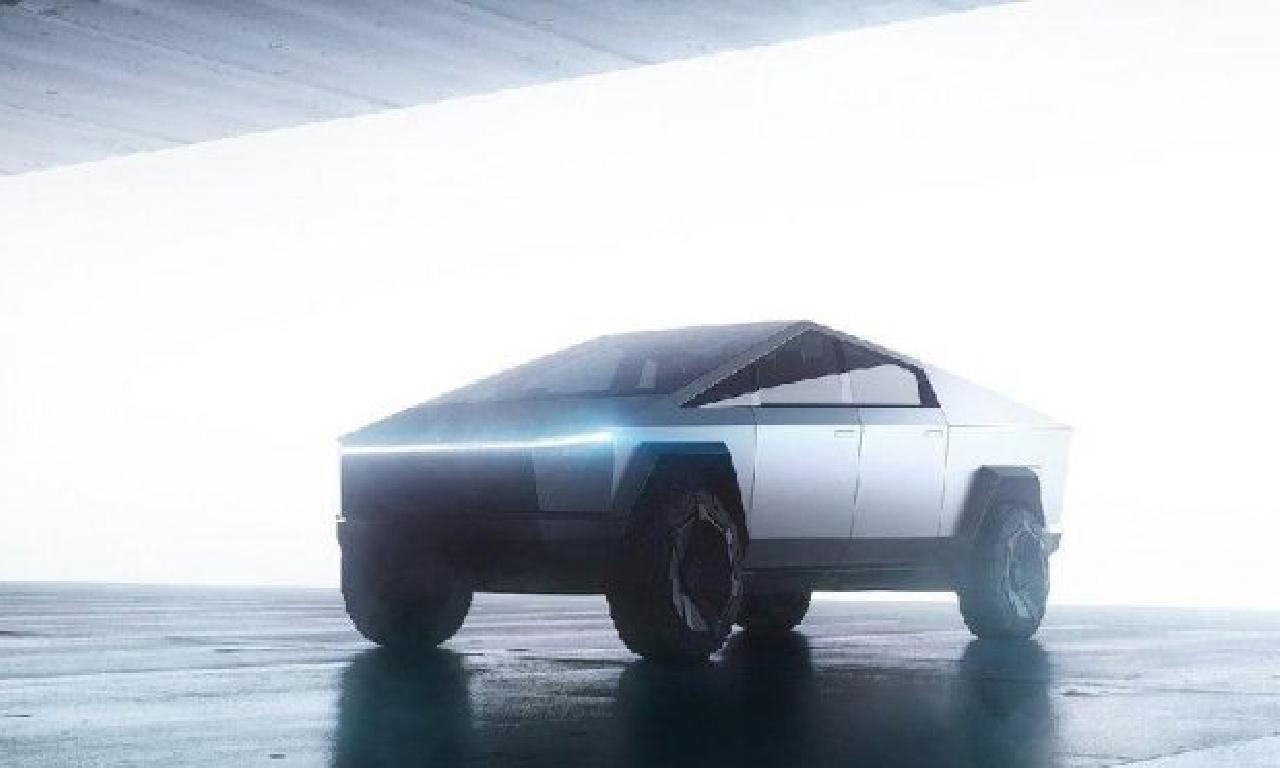 Tesla Cybertruck için görülmemiş tek üretimlik kuracak!