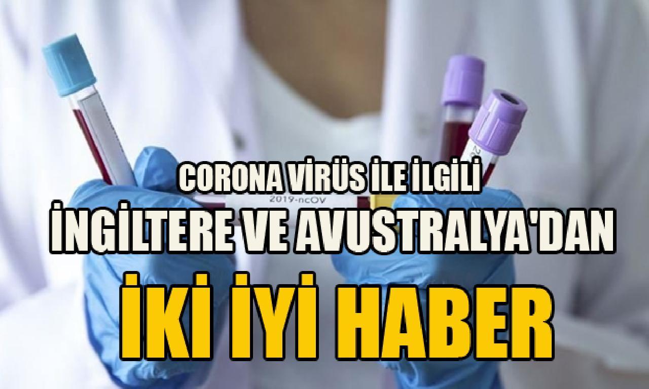 Corona virüs ilen alâkadar İngiltere dahi Avustralya'dan çatal edgü salık