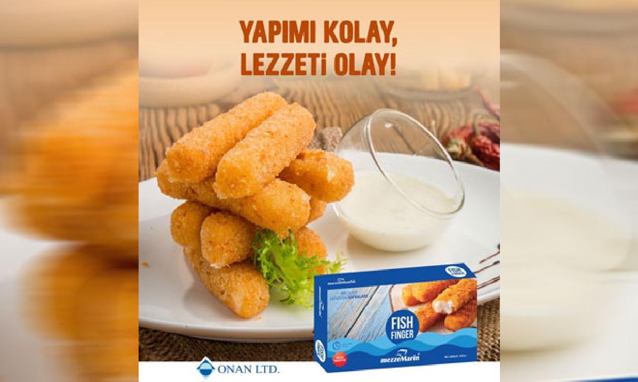 MezzeMarin Fish Finger, Marketlerde