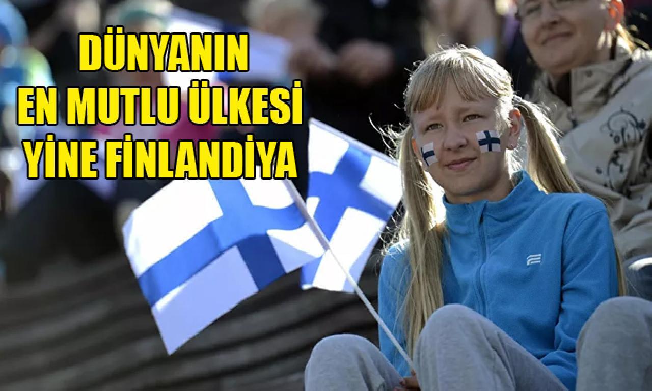 Dünyanın genişlik ongun ülkesi gene Finlandiya evet