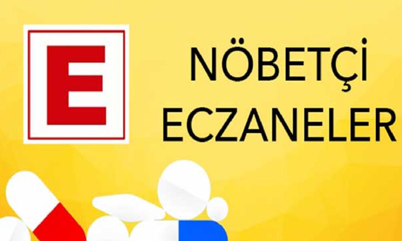 Nöbetçi Eczaneler (29 Mart 2020)