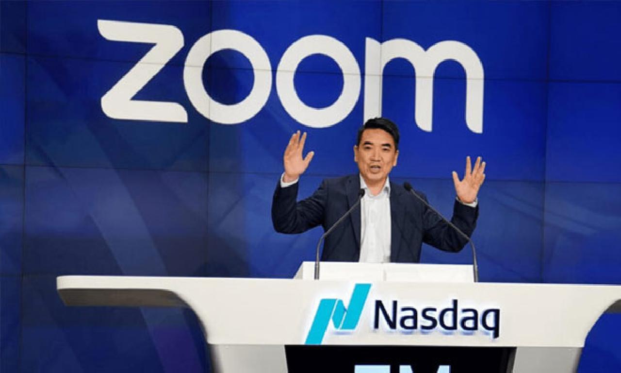 Video sanat uygulaması Zoom'un değeri 42 1000000000 dolara yükseldi