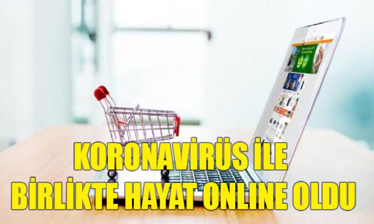 Koronavirüs ilen beraberce yaşam online evet