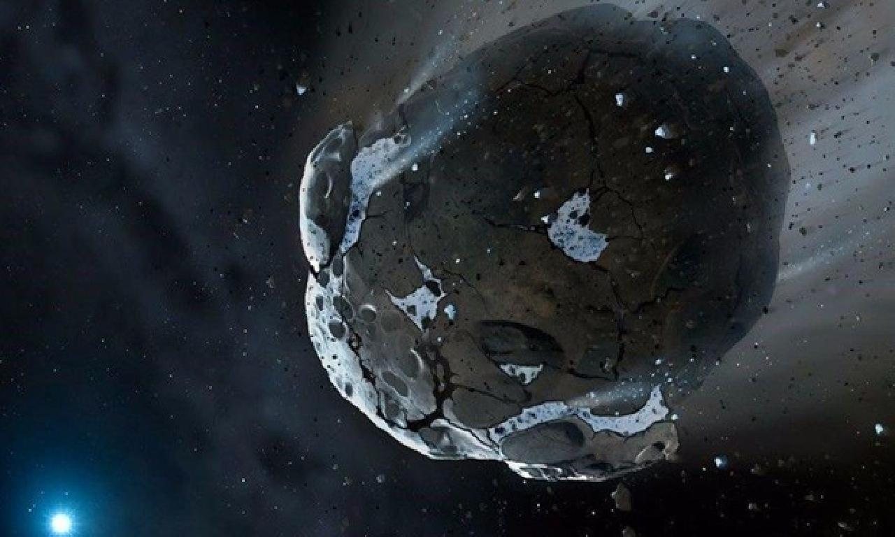NASA açıkladı: Göktaşı dünyaya çarpacak mı?