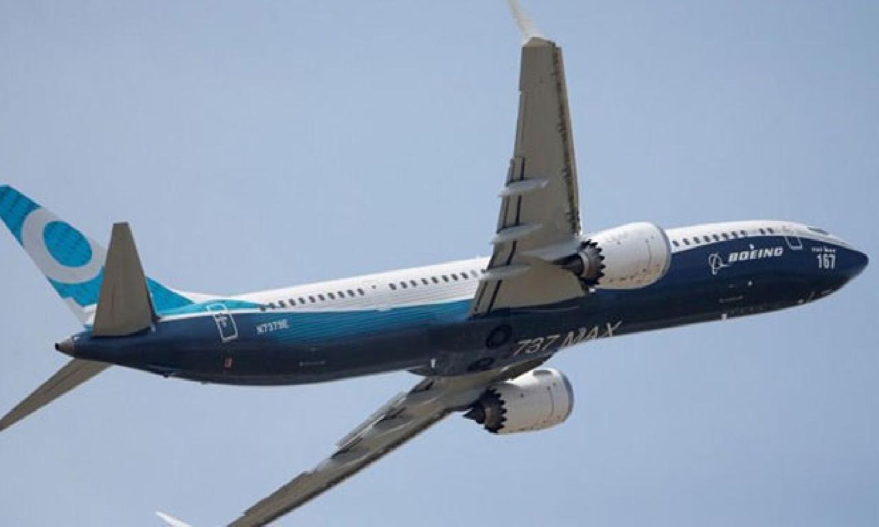 Boeing 737 MAX tek defa henüz soruşturma ilen karşı karşıya