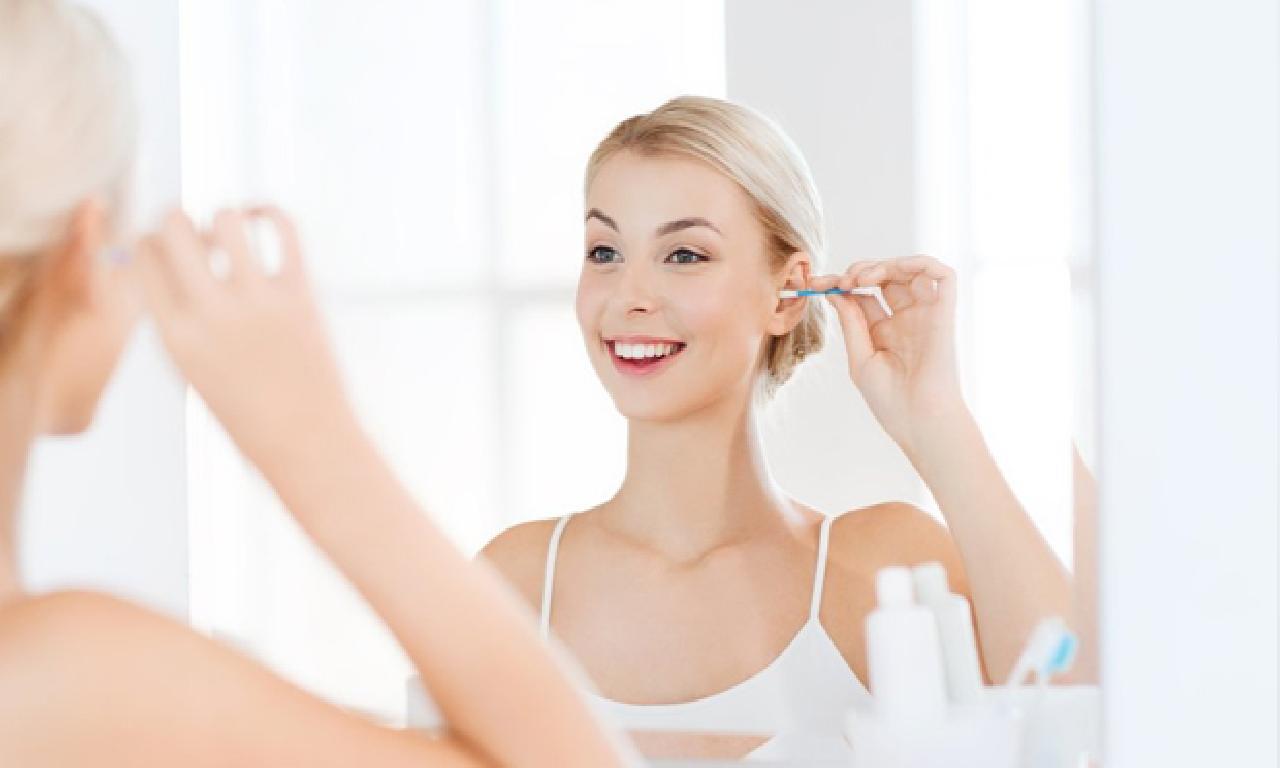 Kulağınızı temizlerken sağlığınızdan olmayın