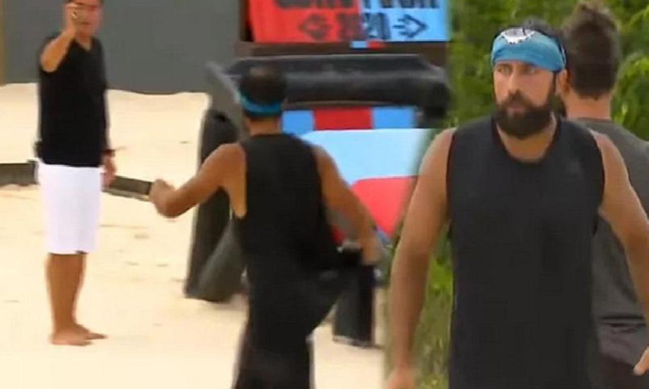 Survivor'da Acun Ilıcalı Yasin'i kovdu!