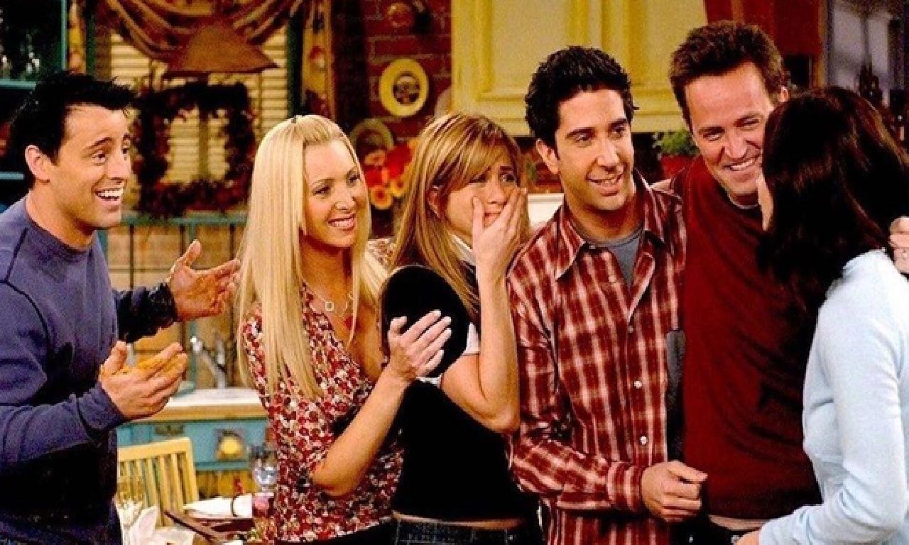 Friends çekimleri haziran nihayetinde tamamlanacak