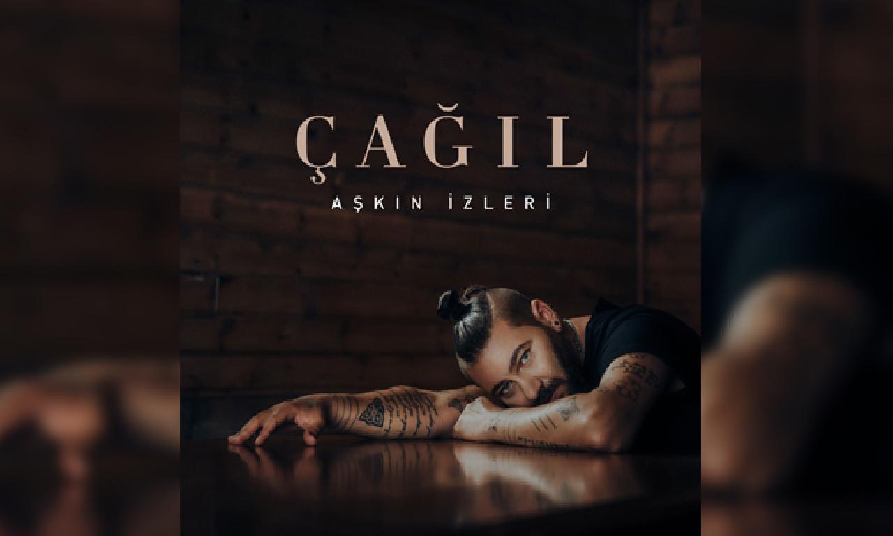 """Çağıl'ın """"Aşkın İzleri""""albümü çıktı"""