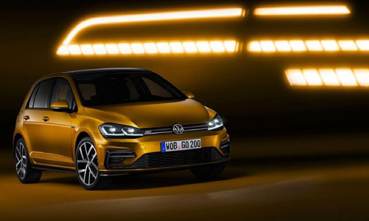2020 VW Golf Variant altu defa görüntülendi