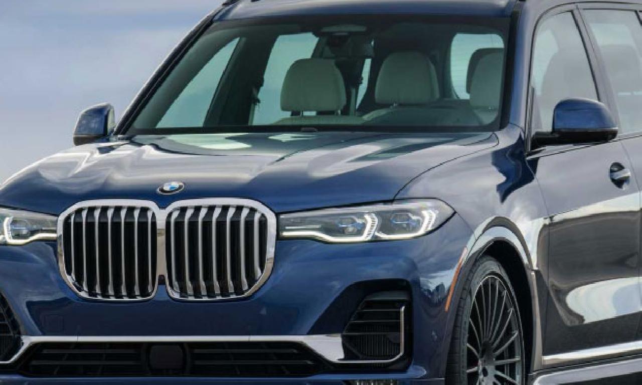 BMW X8 M alışılmamış tek platformla istikbal