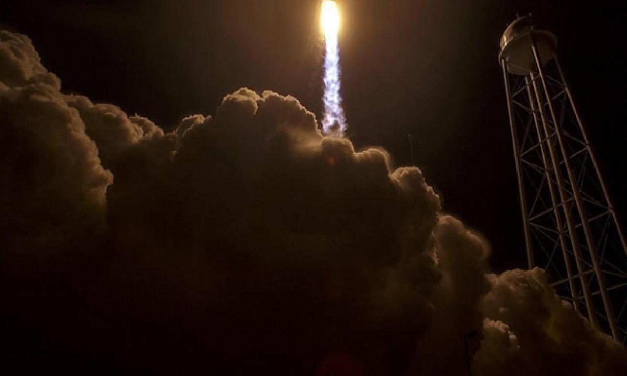 NASA: İnsanlı roket fırlatımı için hazırız