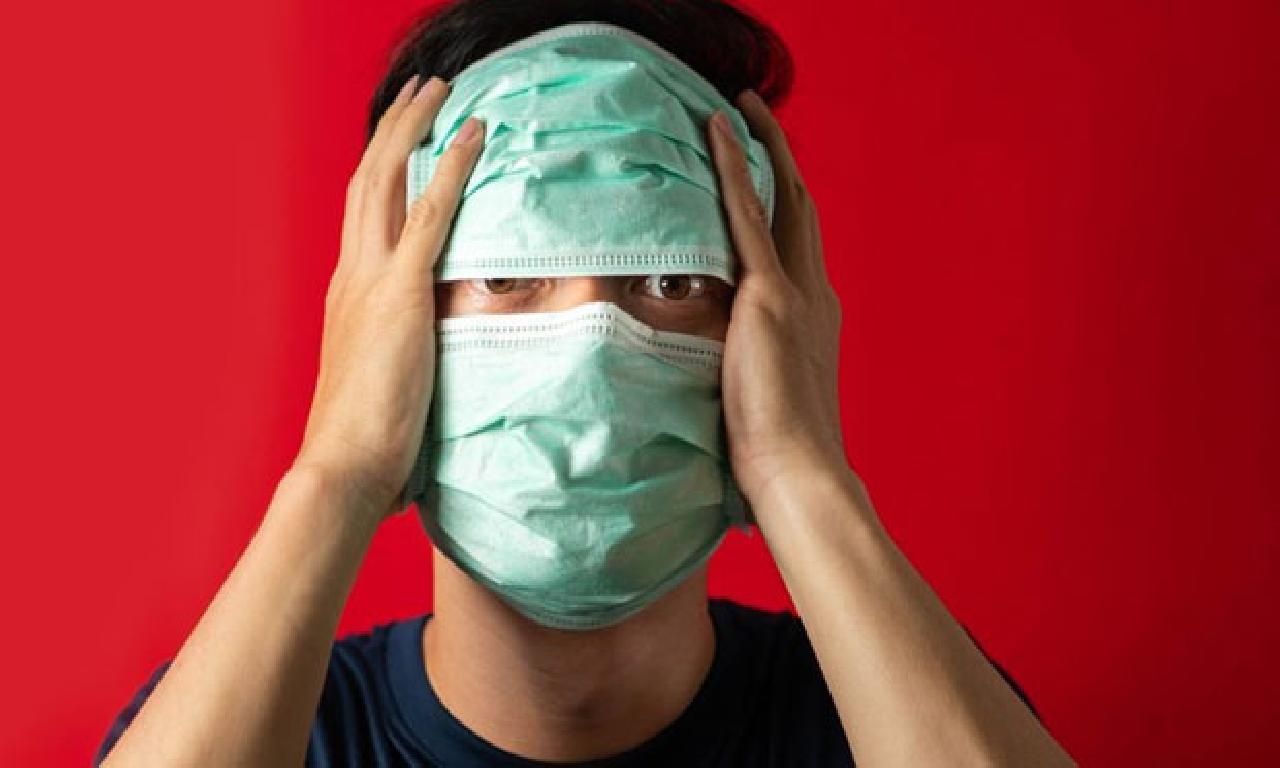 Yeni hekimlik koronavirüs tin sağlığını bile bozdu