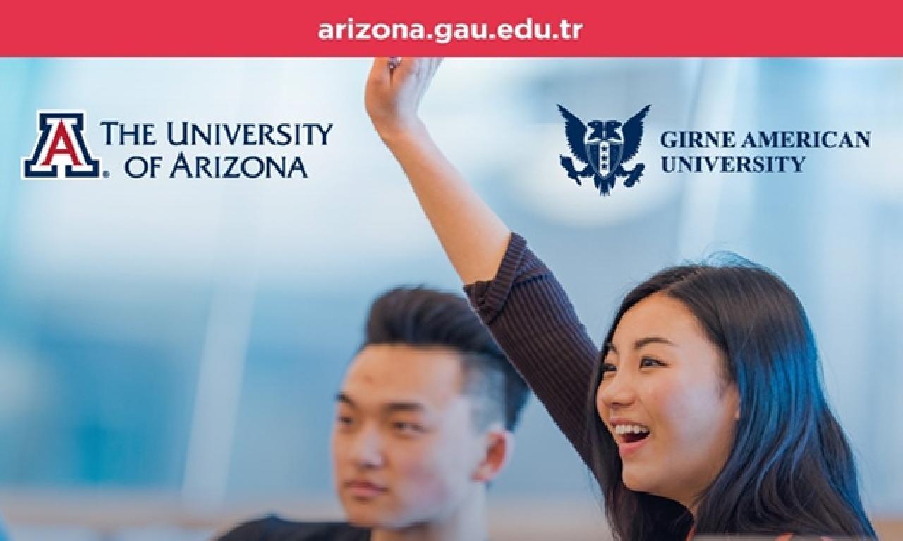 GAÜ ilen Arizona Üniversitesi Arasında Global Kampüs Ortaklığı