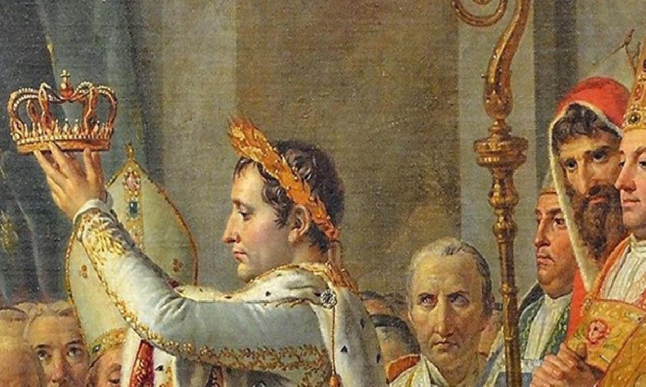 Napolyon'un gerçek yüzünü sun'î zekayla yarattı