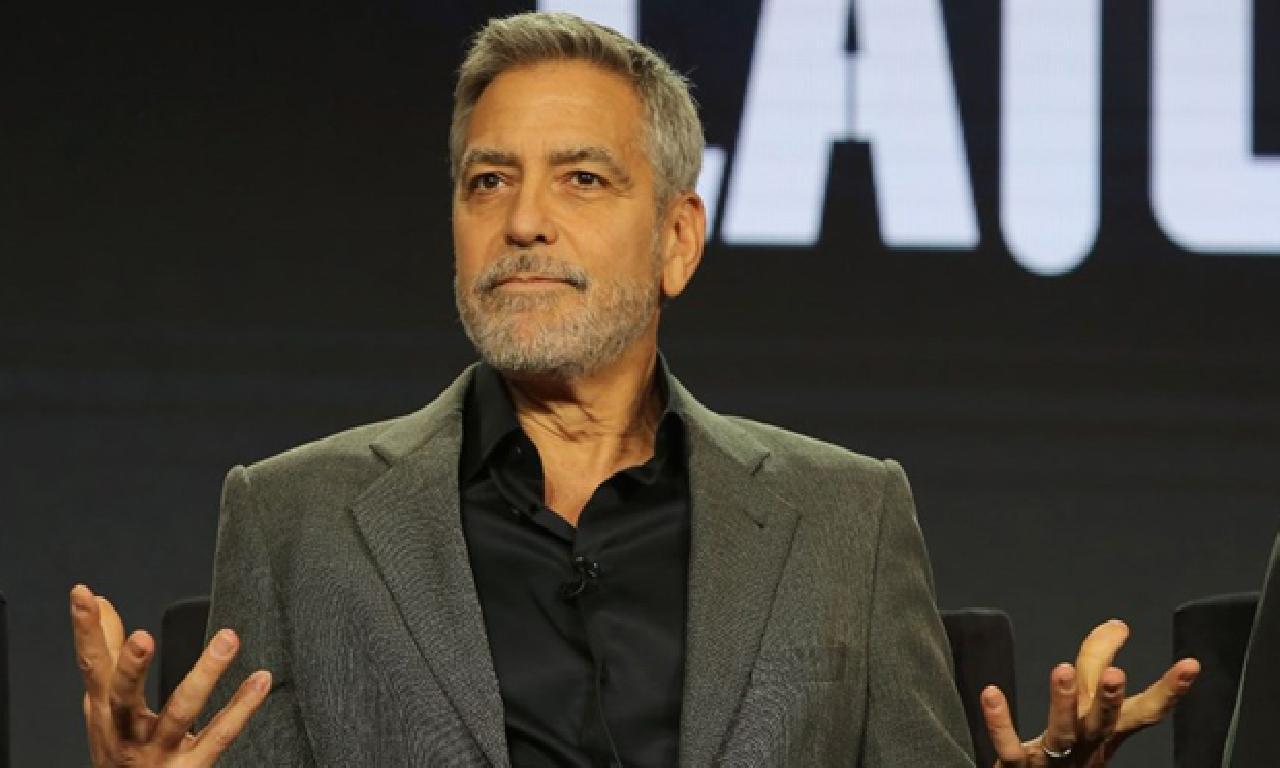 George Clooney: 400 yıldır amete ırkçılık aşısı bulacağız