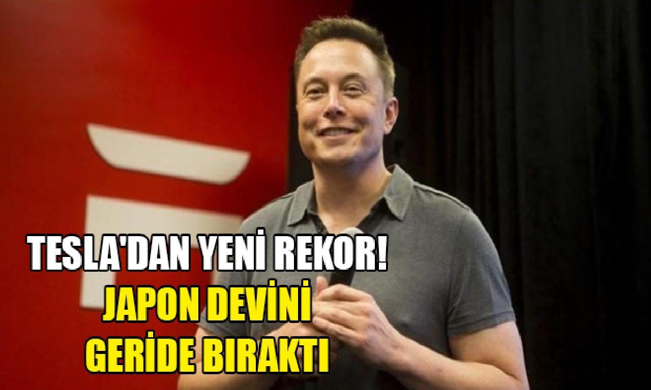 Tesla'dan görülmemiş erişim