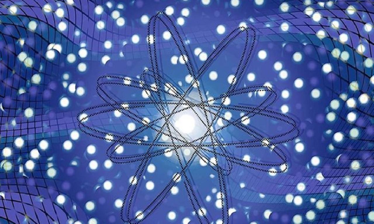 Bilim insanları 15 1000000000000 atomu birbirine bağladı