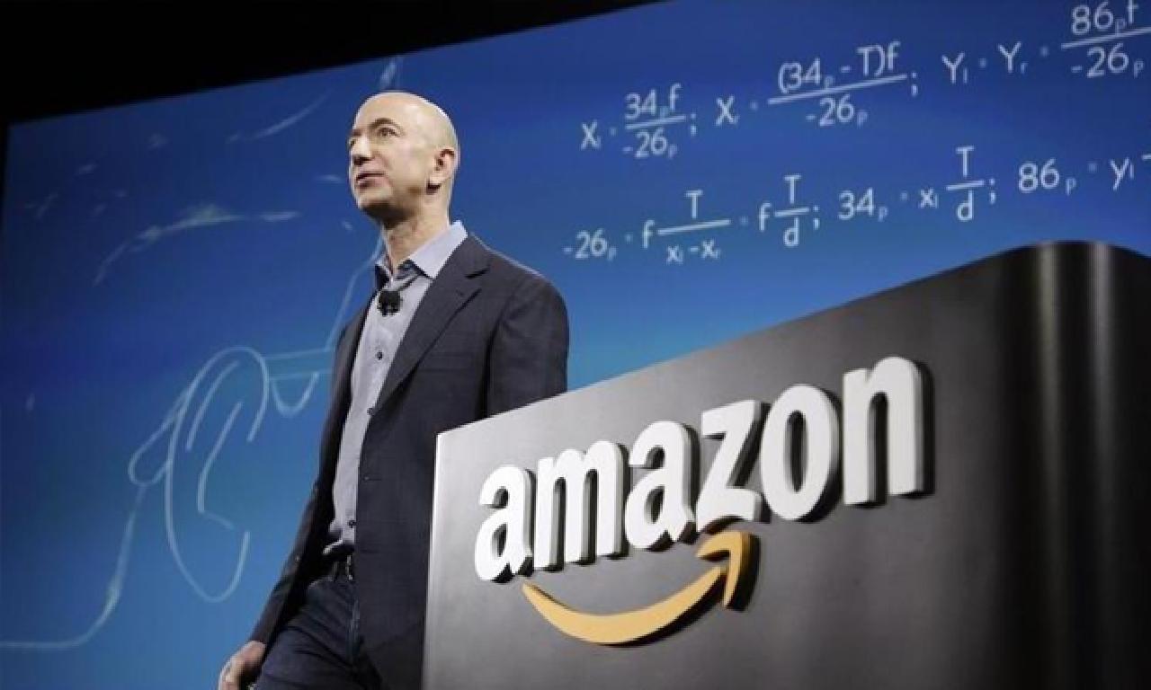 Amazon'un başı soruşturmalarla dertte