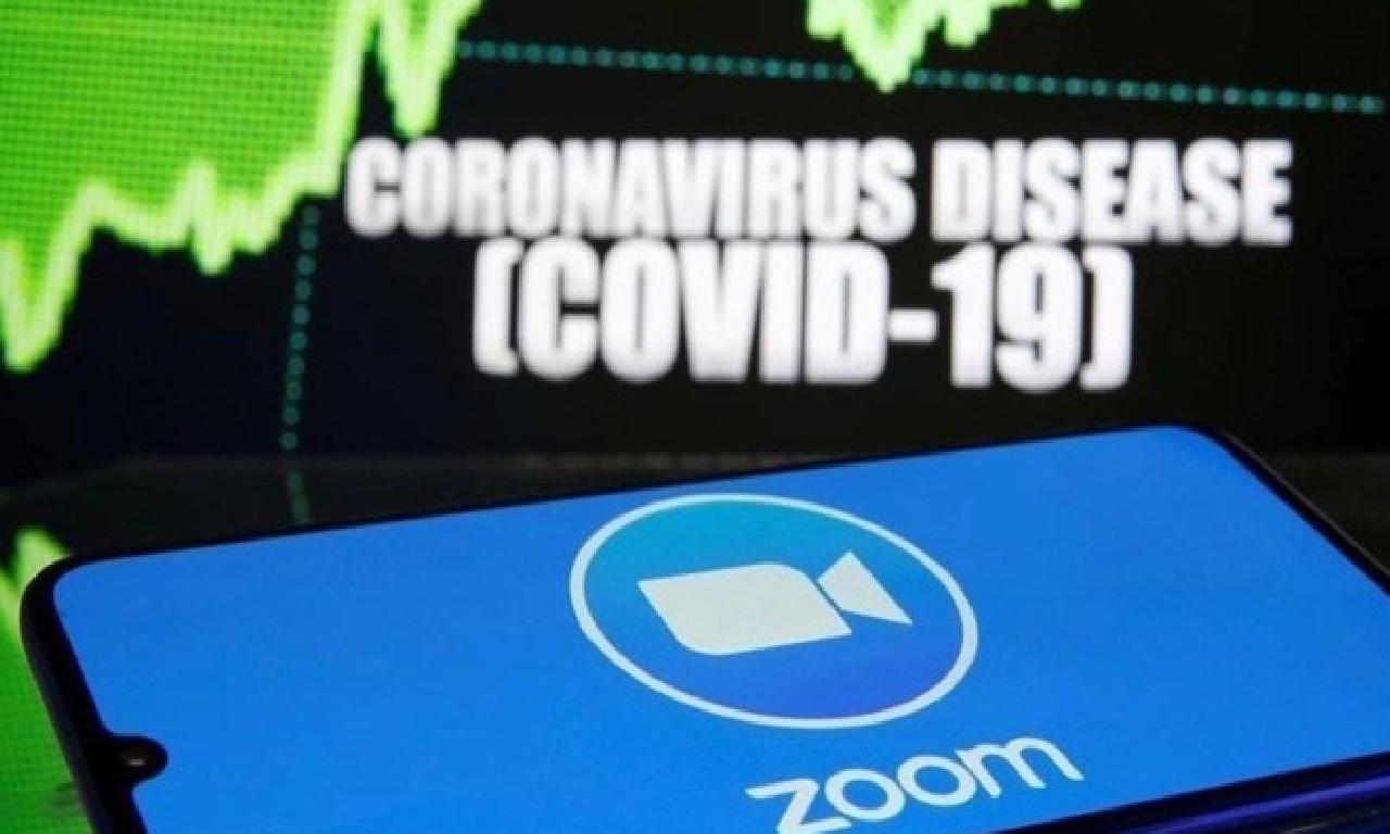 Zoom'un corona virüs kazancı malûm evet