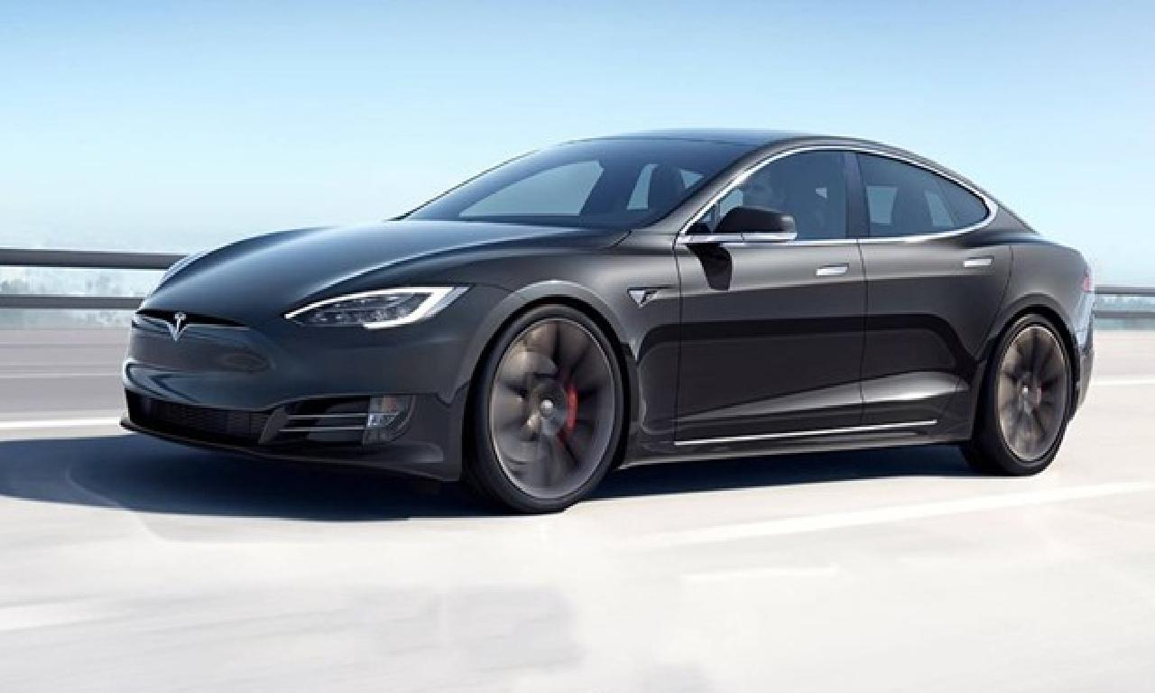 Tesla Model S'in erim rekoru resmileşti