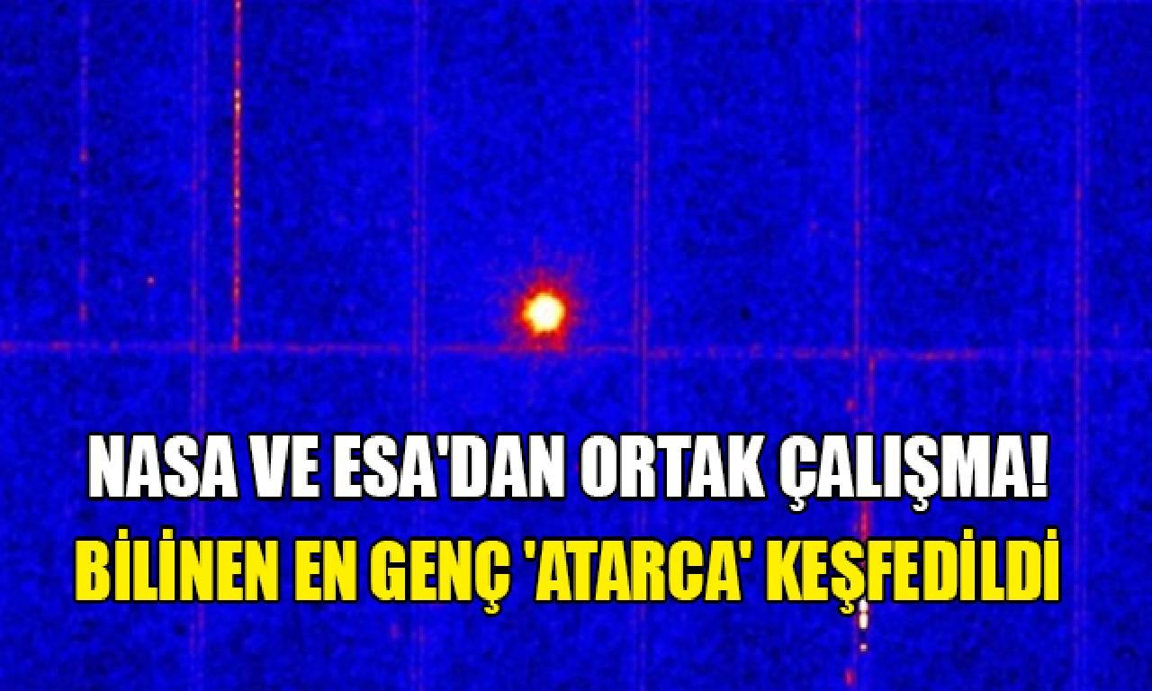 Bilinen genişlik genç 'atarca' yıldız keşfedildi