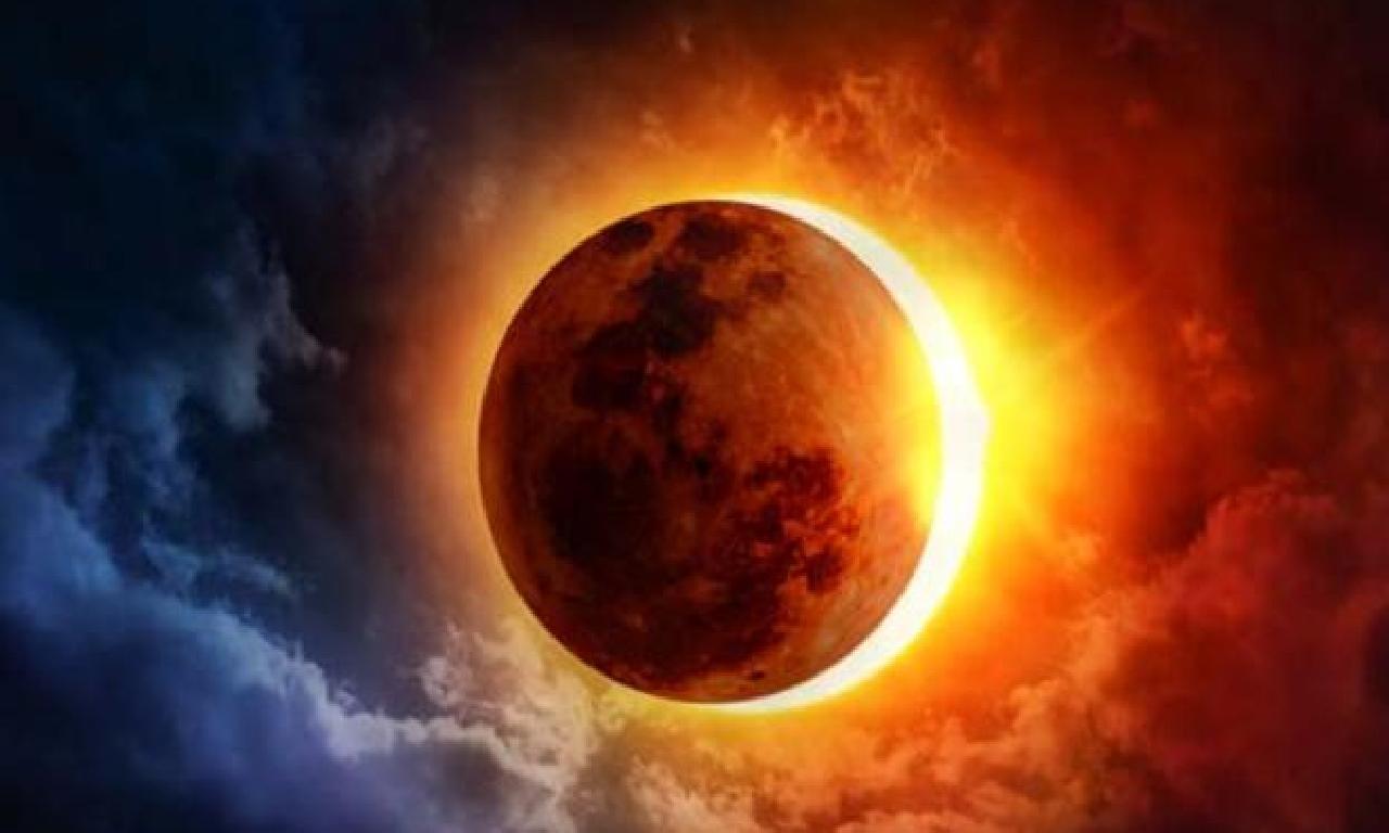 21 Haziran'da Gerçekleşti! Güneş Tutulması Dünyayı Etkisi Altına Aldı