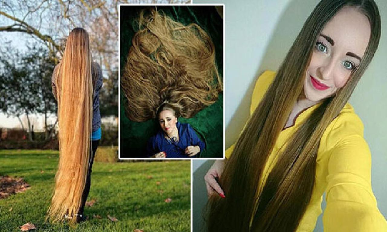34 yıldır saçını kestirmiyor!