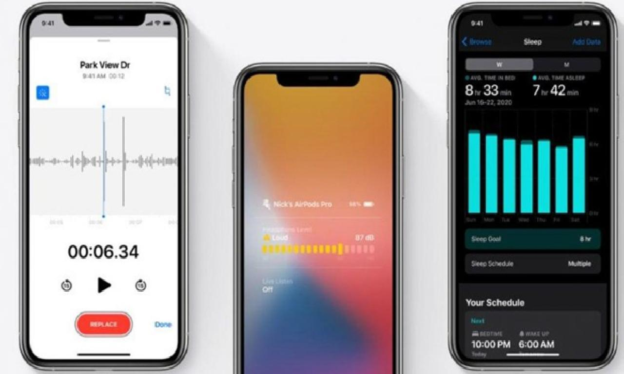 iOS 14 devletçe tanıtıldı! İşte yenilikler dahi ahenkli iPhone'lar!