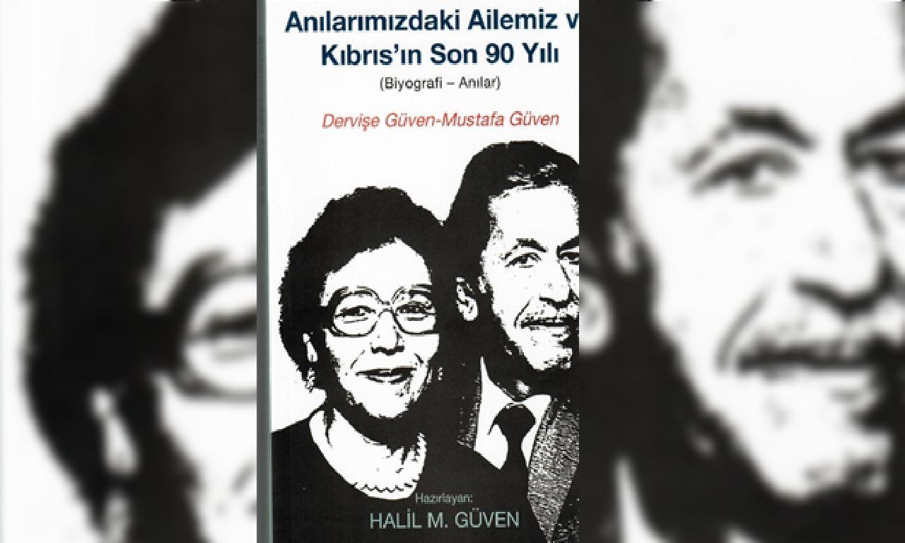 """""""Anılarımızdaki Ailemiz dahi Kıbrıs'ın Son 90 Yılı"""" yayımlandı"""