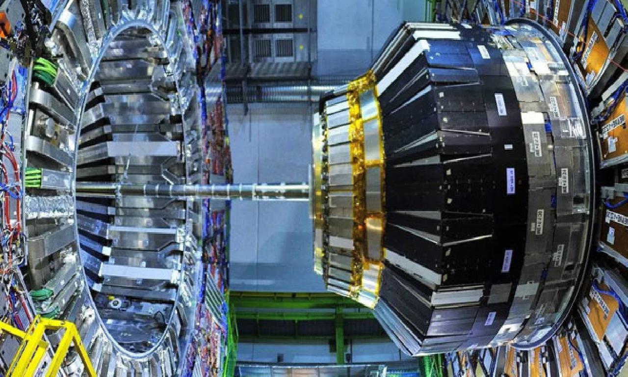 Evrenin Sırlarını Arayan Avrupa Nükleer Araştırma Merkezi